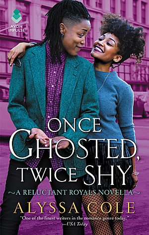 Once Ghosted Twice Shy, Image: Avon Impulse