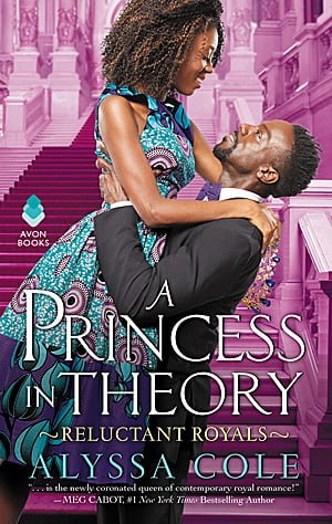 A Princess in Theory, Image: Avon