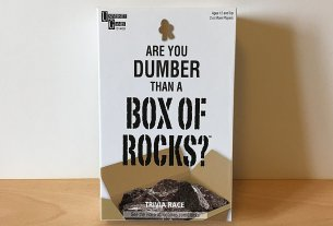 Are You Dumber Than a Box of Rocks?, Image: Sophie Brown