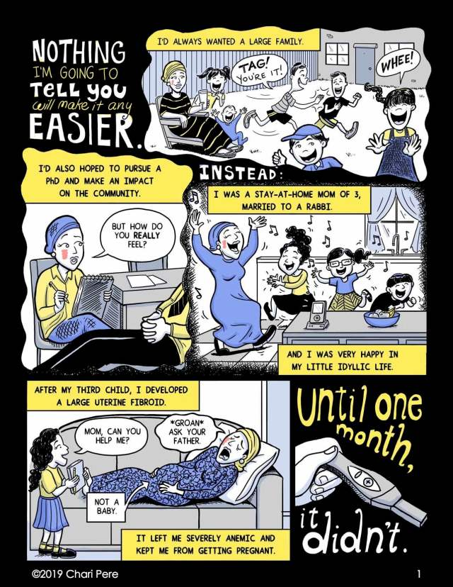 World Down Syndrome Day comic