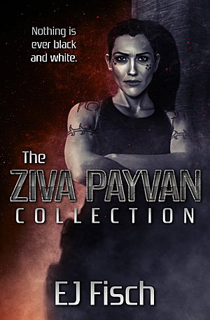 The Ziva Payvan Collection, Image: Transcendence Publishing