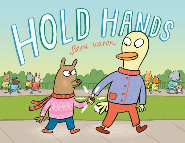 Hold Hands picture book cover