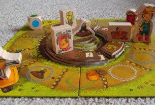 Garden Kid's Board Game