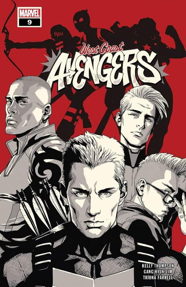 West Coast Avengers #9 2019