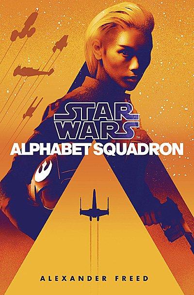 Alphabet Squadron, Image: Del Rey