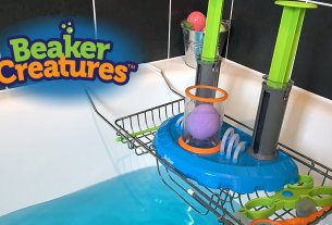 Beaker Creatures, Image: Sophie Brown, Logo: Learning Resources