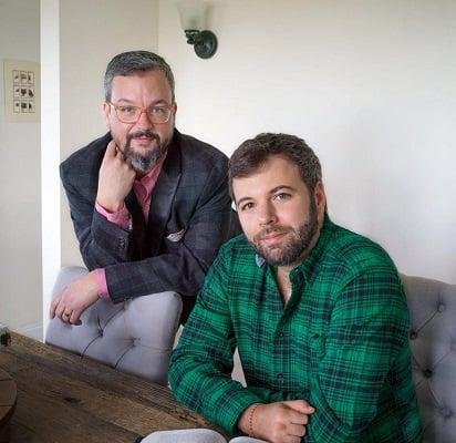 Joseph Fink and Jeffrey Cranor, Image: Harper Perennial