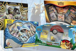 Pokemon Card Box Sets, Images: The Pokemon Company