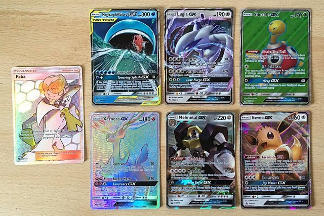Special Pokémon Card Pulls from Our Boxes, Image: Sophie Brown