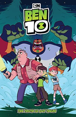 Ben 10: The Truth is Out There, Image: KaBoom!