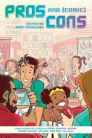 Pros and (Comic) Cons, Image: Dark Horse Books