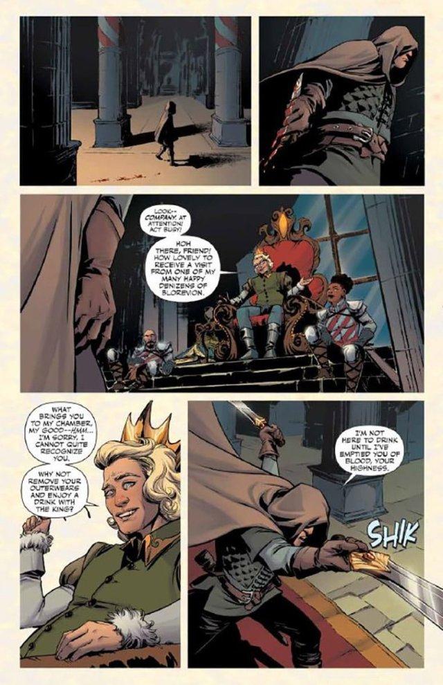 'Rat Queens #16' Page 2