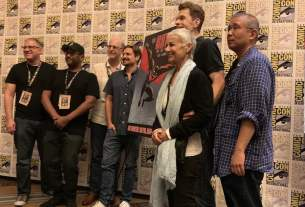 Batman Beyond cast and crew