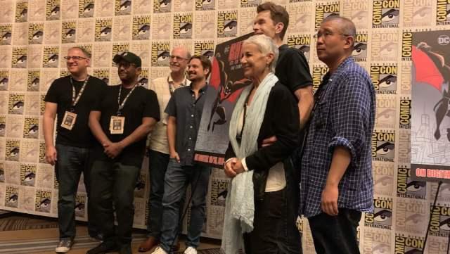 Batman Beyond cast and crew