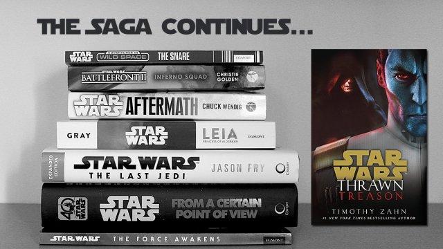 The Saga Continues, Thrawn: Treason, Cover Image: Century