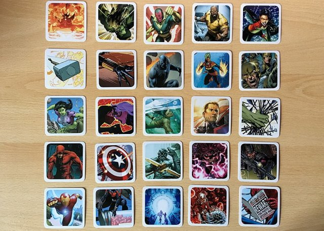 A Grid of Asset Cards, Image: Sophie Brown