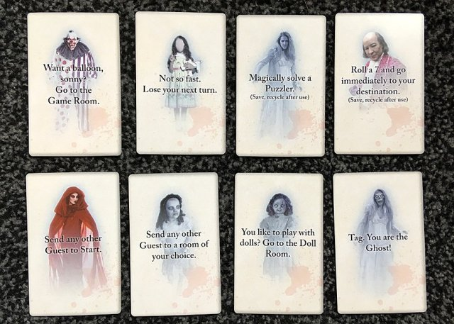 Sample Mystery Spell Cards, Image: Sophie Brown