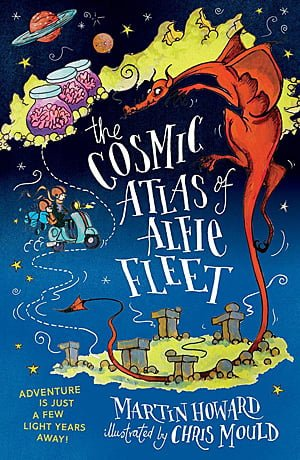 The Cosmic Atlas of Alfie Fleet, Image: Oxford