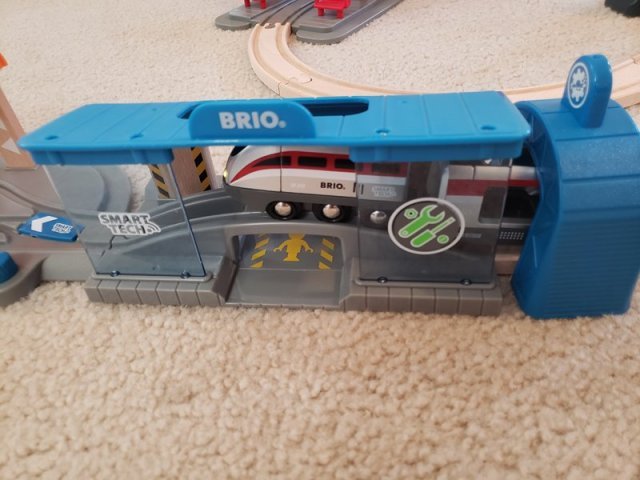 Toy Review Brio World S Trains Are A Classic For A Reason Geekmom