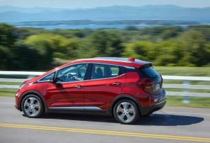 2020 Chevy Bolt EV driving impressions