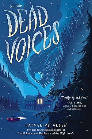 Dead Voices, Image: G.P. Putnam's Sons Books for Young Readers
