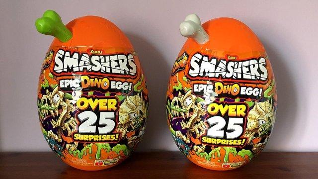 Dino Smashers Epic Dino Egg, Image: Sophie Brown