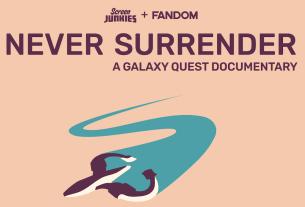 Never Surrender Galaxy Quest
