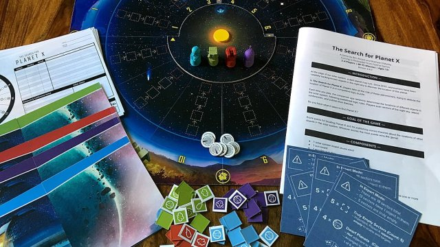 Prototype Game Components, Image: Sophie Brown