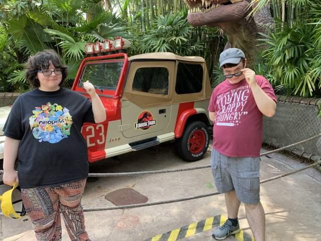 Universal Florida Jurassic Park