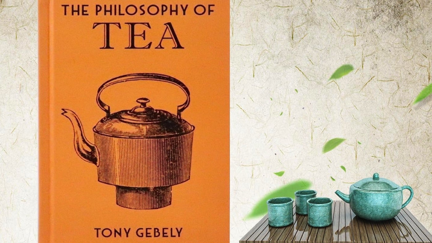 'The Philosophy of Tea' cover