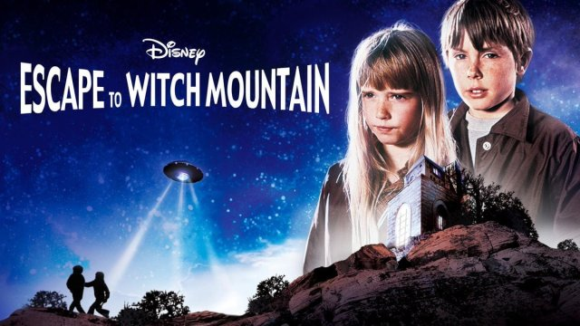 Escape to Witch Mountain \ Image: Disney