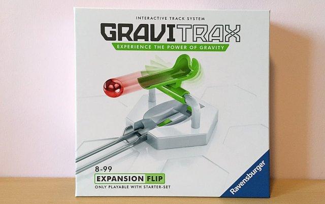 Gravitrax Flip, Image: Sophie Brown