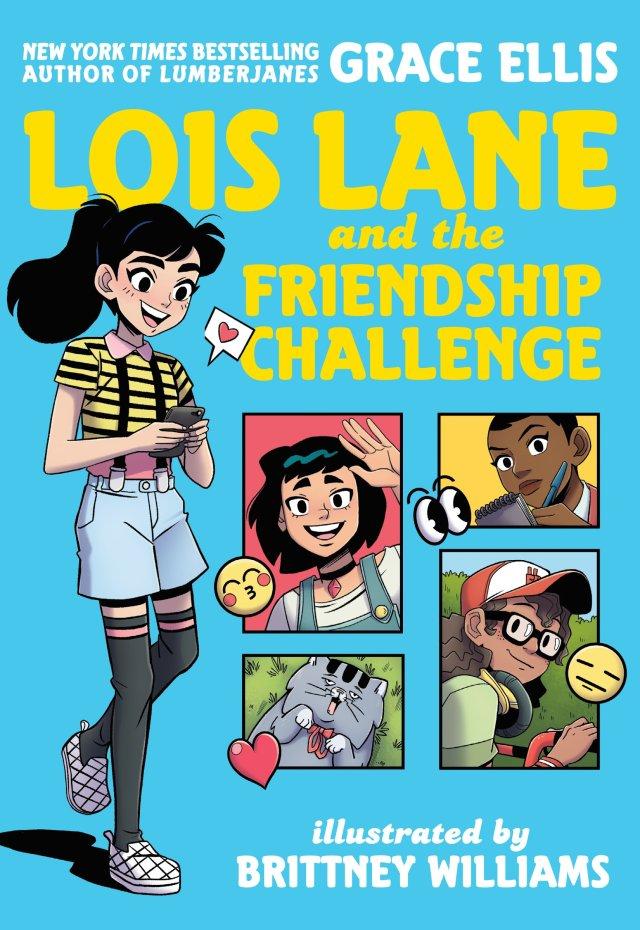 Lois Lane & The Friendship Challenge