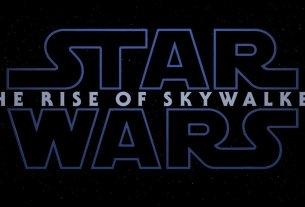 Star Wars: The Rise of Skywalker Logo, Image: Disney