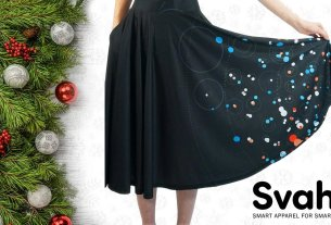 Svaha Twirl Skirt \ Image: Svaha USA