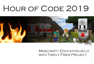 hour of code fires