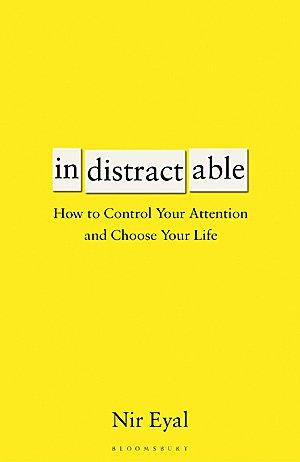 Indistractable, Image: Bloomsbury
