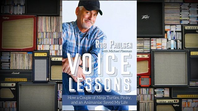 Rob Paulson Voice Lessons