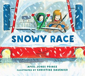 Snowy Race, Image Holiday House