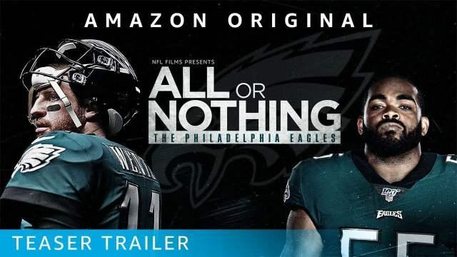 All or Nothing Philadelphia Eagles