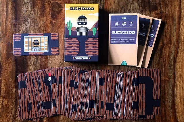 Bandido Components, Image Sophie Brown