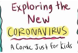 Coronavirus comic