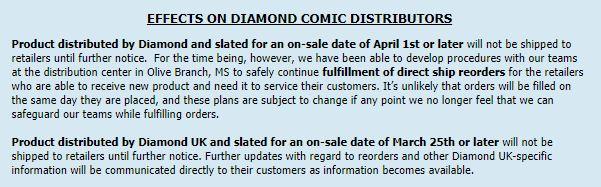 Diamond Announcement