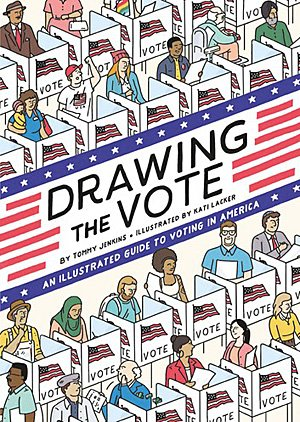 Drawing the Vote, Image Abrams Comic Arts