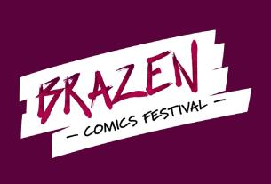 Brazen Comics Festival Logo