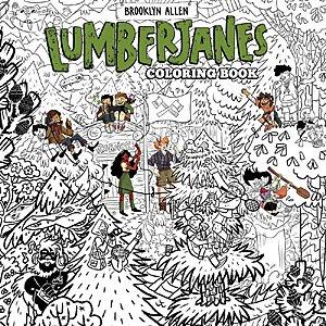 Lumberjanes Coloring Book, Image Boom