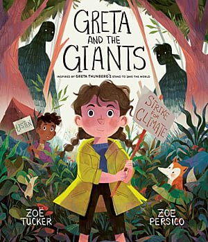 Greta and the Giants, Image Wide Eyed Editions