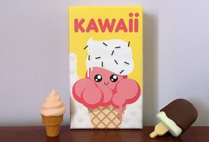 Kawaii, Image Sophie Brown