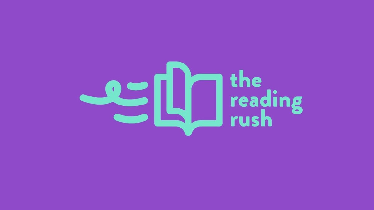 The Reading Rush Logo, Image Reading Rush