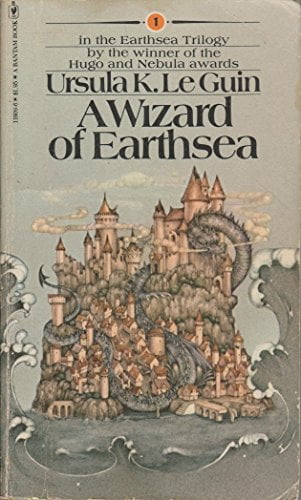 A Wizard of Earthsea, Image Houghton Mifflin Harcourt
